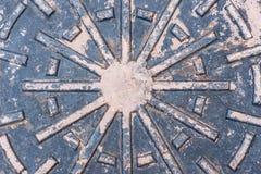 Tubo de la tapa del metal Fotografía de archivo libre de regalías