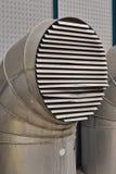 Tubo de la ventilación Imágenes de archivo libres de regalías