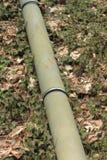 Tubo de las aguas residuales Imagen de archivo libre de regalías