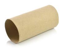 Tubo de papel Imagen de archivo libre de regalías