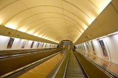 Tubo de Praga Fotografia de Stock Royalty Free
