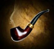 Tubo de tabaco imágenes de archivo libres de regalías