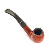 Tubo de tabaco que fuma Fotos de archivo