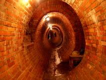 Tubo debajo de Liberty Square Imagenes de archivo