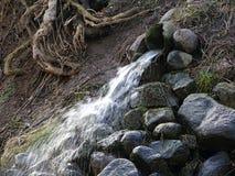 Tubo del drenaje del agua Imagen de archivo