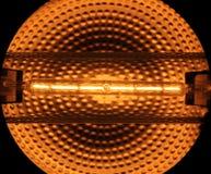 Tubo del halógeno Fotografía de archivo