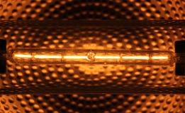 Tubo del halógeno Imagen de archivo