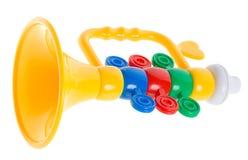 Tubo del juguete aislado Imagen de archivo