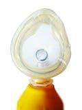 Tubo dell'ossigeno Fotografie Stock