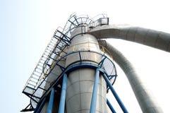 Tubo della fabbrica Fotografia Stock Libera da Diritti