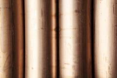 Tubo della lega di nichel di rame Immagini Stock Libere da Diritti