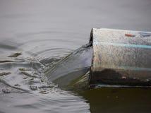 Tubo di acqua Immagini Stock