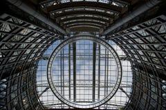 tubo di architettura Fotografia Stock