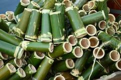 Tubo di bambù fotografia stock libera da diritti