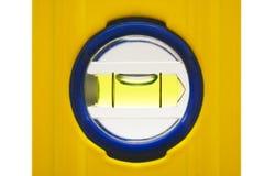 Tubo di bolla Fotografia Stock Libera da Diritti