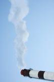 Tubo di fumo Immagine Stock Libera da Diritti