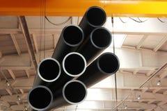 Tubo di plastica immagine stock libera da diritti