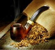 Tubo di tabacco Fotografie Stock Libere da Diritti