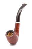 Tubo di tabacco fotografie stock