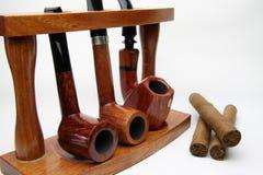 Tubo di tabacco Immagine Stock