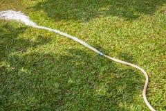 Tubo flessibile di giardino Fotografie Stock