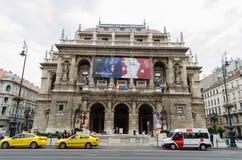 Tubo flessibile di opera, Vienna, Austria Fotografia Stock