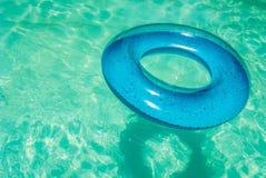 Tubo interno nella piscina Fotografia Stock Libera da Diritti
