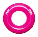 Tubo interno rosado imagen de archivo