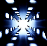 Tubo largo imagen de archivo libre de regalías