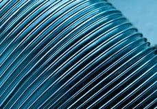 Tubo metálico Fotos de archivo