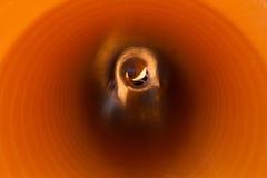 Tubo per fognatura interno Fotografia Stock Libera da Diritti