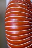 Tubo plástico Imágenes de archivo libres de regalías