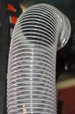 Tubo plástico Foto de archivo libre de regalías