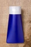 Tubo plástico do creme Fotografia de Stock