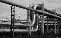 Tubo-ponticello fotografie stock libere da diritti