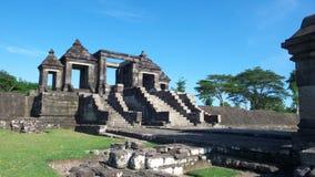 Tubo principal del palacio del boko del ratu Foto de archivo libre de regalías