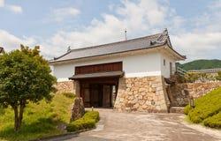 Tubo principale del castello di Tanabe in Maizuru, Giappone Immagini Stock Libere da Diritti