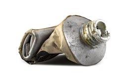 tubo Quasi-vuoto della pittura ad olio dell'artista Fotografie Stock Libere da Diritti