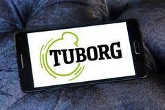 Tuborg beer logo Stock Photo
