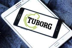 Tuborg beer logo Stock Photography