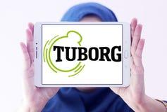 Tuborg beer logo Royalty Free Stock Photo