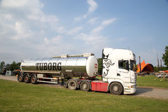 Tuborg beer truck Stock Images