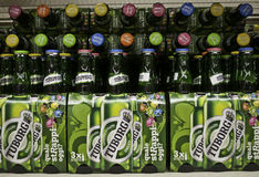 Tuborg Danish beer Royalty Free Stock Image