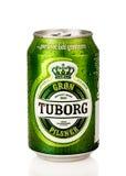 Tuborg Dose Stockfotografie