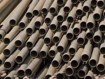 Tubos 1 del metal Foto de archivo libre de regalías