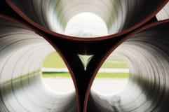Tubos Fotos de archivo libres de regalías