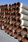 tubos Imagen de archivo