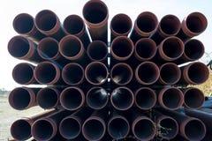 tubos Imágenes de archivo libres de regalías
