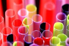 Tubos coloridos Royaltyfria Foton