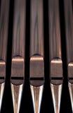 Tubos de órgano Imagen de archivo